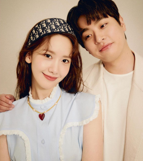 SNSD Yoona and Park Jung Min