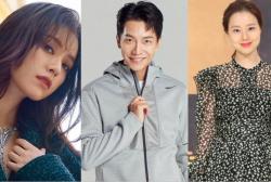 Han Hyo Joo, Lee Seung Gi, Moon Chae Won