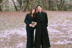 Kim Nam Gil and Honey Lee