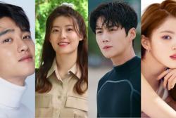 EXO D.O. Nam Ji Hyun, Kim Seon Ho, Han So Hee