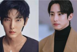 Lee Joon Gi and Lee Soo Hyuk