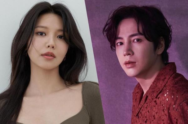 SNSD's Sooyoung and Jang Geun Suk