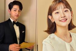 Song Joong Ki and Park So Dam