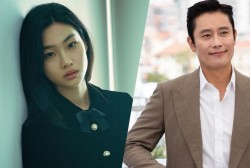 Jung Ho Yeon and Lee Byung Hun