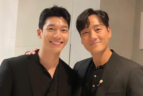Wi Ha Joon and Park Hae Soo