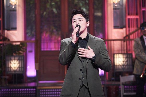 Jo Jung Suk SNL Korea