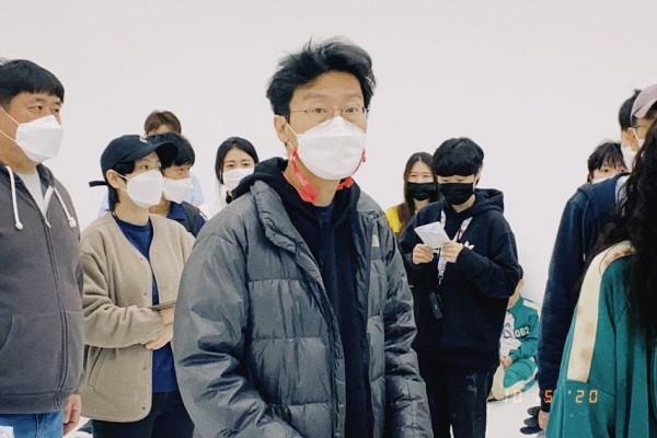 'Squid Game' Director Hwang Dong Hyuk