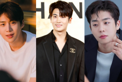 Kim Seon Ho, Park Hyung Sik, Chae Jong Hyeop for The Fact Music Awards 2021
