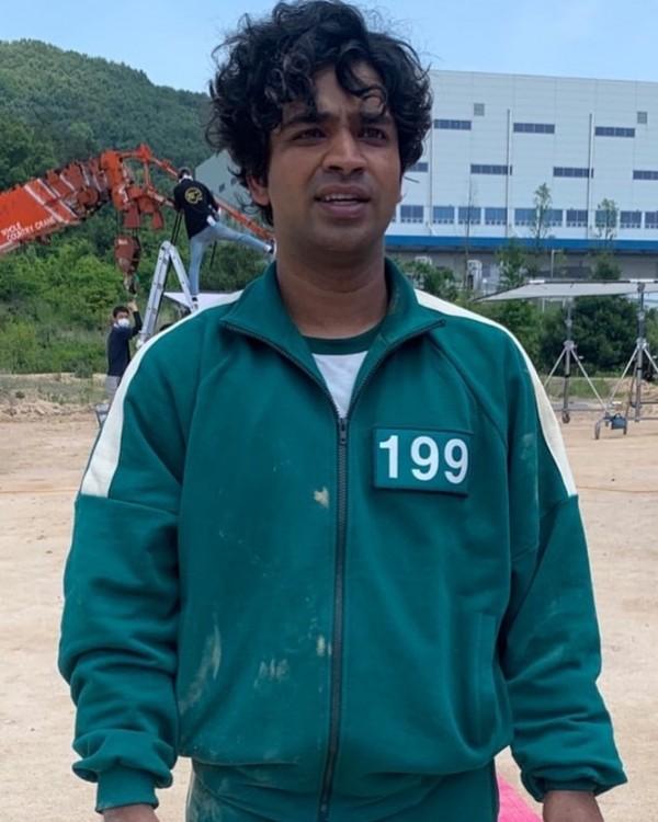 Anupam Tripathi Squid Game