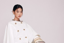 Jung Ho Yeon for Louis Vuitton