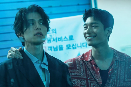 Lee Dong Wook and Wi Ha Joon - Bad and Crazy Still