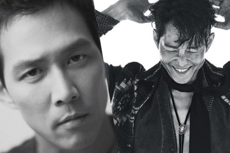 Lee Jung Jae Vogue Korea
