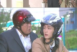 'Passionate Love' Lee Won Geun Helps His Grandfather Escape the Hospital
