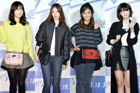 Park Bo Young, Lee Yeon Hee, Nam Bo Ra & Go Ah Ra