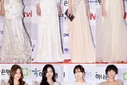 Song Hye Gyo,T-ara's Soyeon , Wang Bit Na, Lee Yoo Bi, Hong Soo Ah, Kang Han Na, Kim So Yeon, Jung Ga Eun
