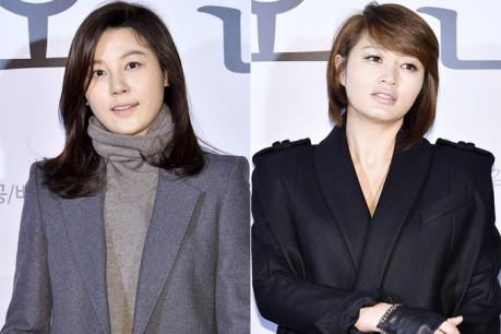 Kim Ha Neul, Kim Hye Soo