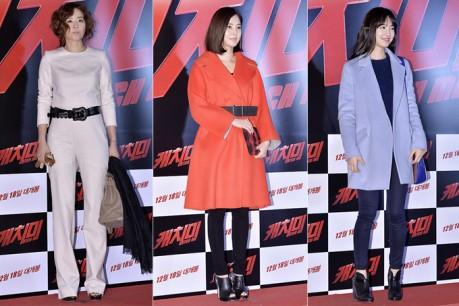 Choi Kang Hee, Han Chae Ah, Jin Se Yeon