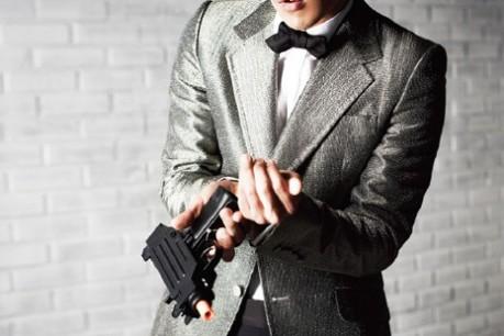 Kim Kang Woo 'allure' Photo
