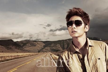 Lee Joon Gi 'allure' Summer Photo