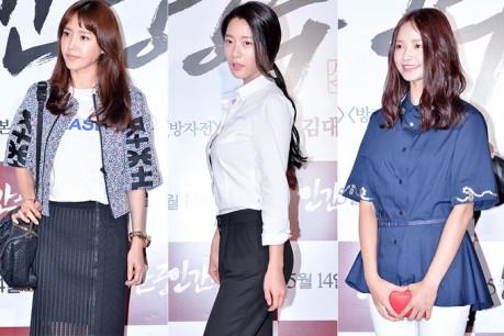 Chae Jung Ahn, Clara and Ha Yeon Soo