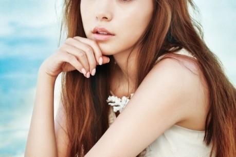 Min Hyo Lyn, 'Vogue Girl' Photo