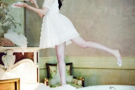Bae Doo Na, 'allure' Photo