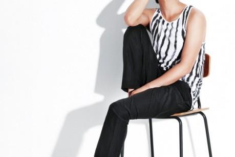 Joo Ji Hoon in Harper's Bazaar