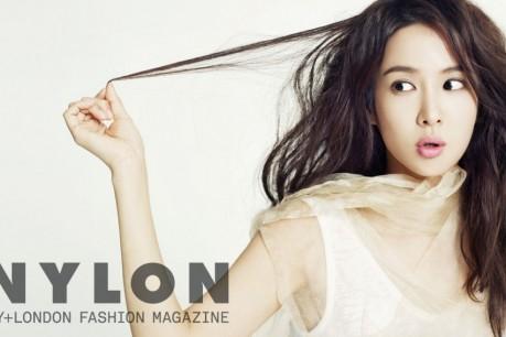 Jo Yeo Jung with NYLON Magazine