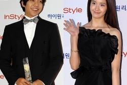 Lee Seung Gi and Yoona