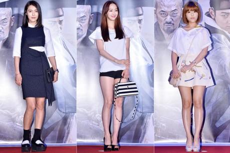 After School's Gahee, SISTAR's Dasom and Tiny G's Dohee