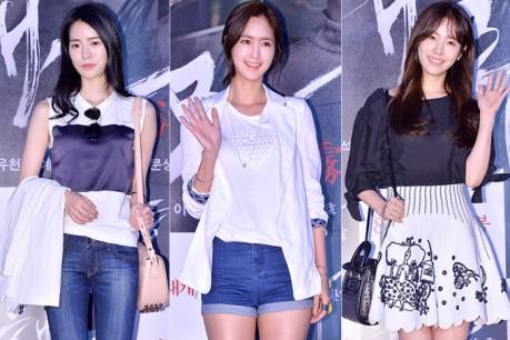 Lim Ji Yeon, Jung Joo Yeon and Han Ji Min