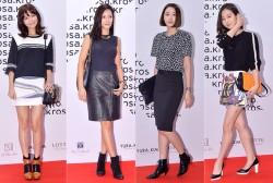 Shin So Yool, Wang Bit Na, Wang Ji Hye and Ha Yeon Joo