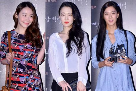 Soy, Son Soo Hyun and Clara