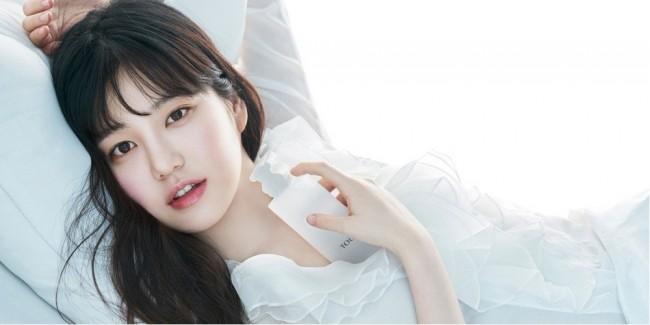 Lee Yu-bi's Doll Like Beauty At 2019 MAMA