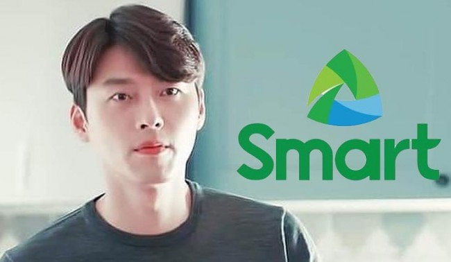 This Is Not A Drill ! Hyun Bin Is SMART Philippine Newest Endorser